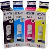 Refil Epson 544 Compatível Todas as cores.